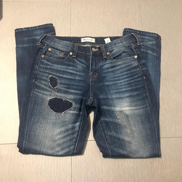 Madewell Denim - Made well Jeans